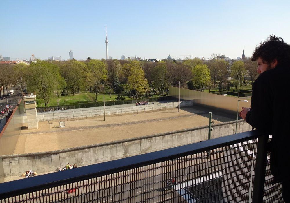 Gedenkstatte Berliner Mauer Bernauer Strasse Touren