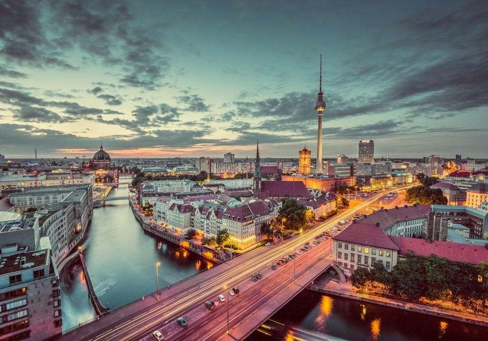 5 Tage – Berlin am laufenden Band!
