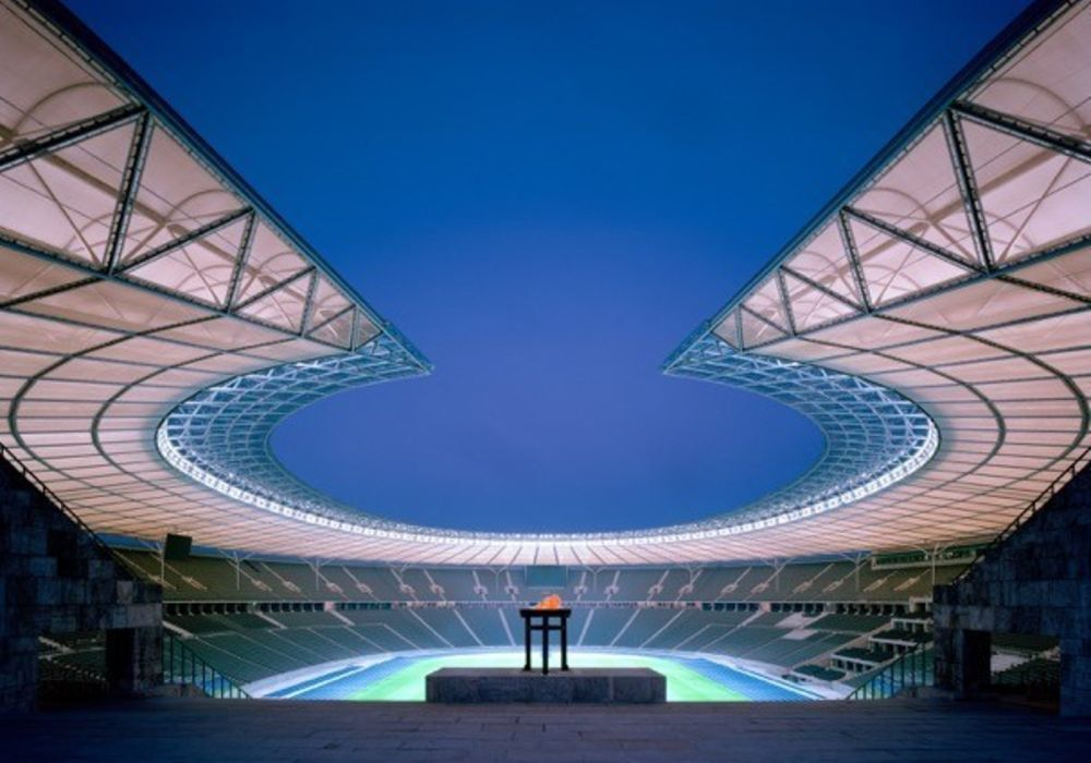 Olympiastadion - Schulklassen-Highlight-Tour
